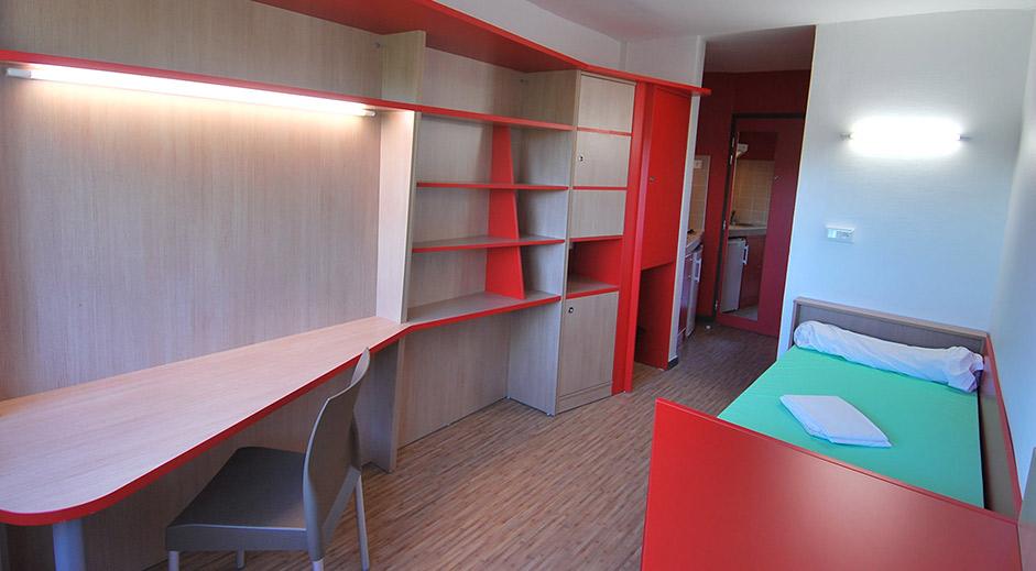 rehabilitation du batiment i de la cite universitaire le triolet cbbm architectes. Black Bedroom Furniture Sets. Home Design Ideas