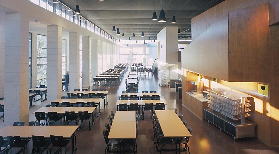 Restaurant Crous D Aix Marseille